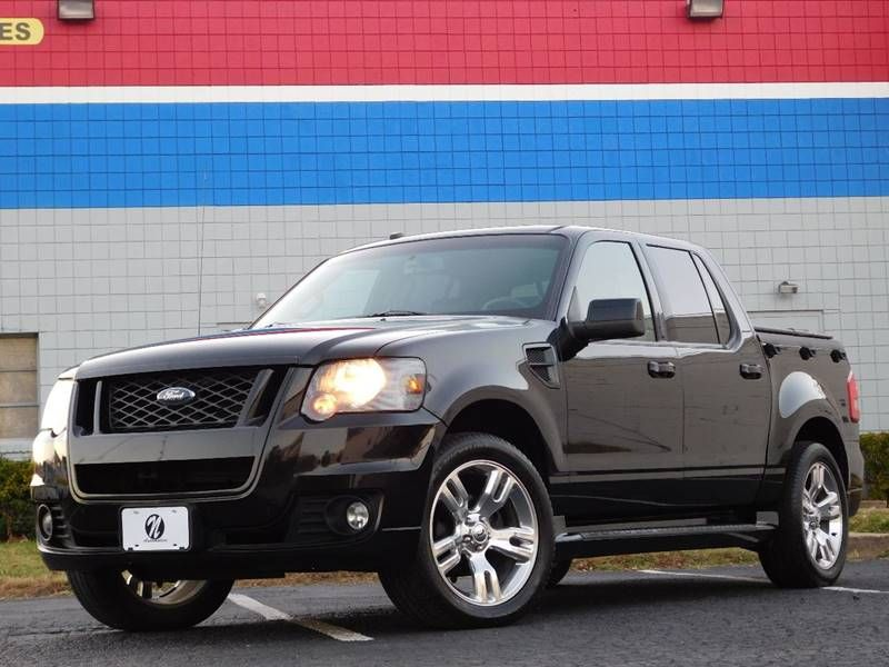 2008 Ford Explorer Sport Trac Limited In Merriam KS Nile
