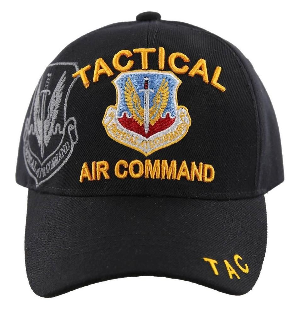 NEW! TACTICAL AIR COMMAND TAC US AIR FORCE USAF BALL CAP HAT