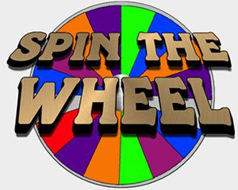 Spinning Prize Wheel Clipart   Prize wheel, Karaoke, Spinning