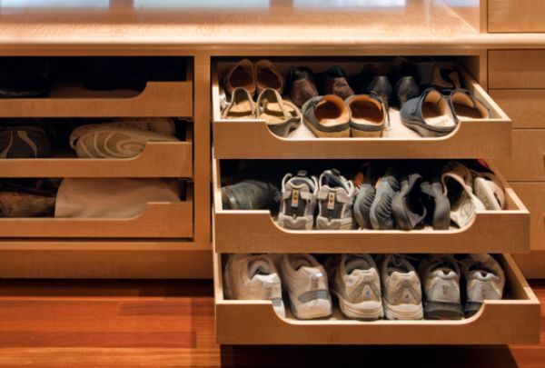 Unexpected Versatile And Very Practical Pull Out Shelf Storage Ideas Shoe Drawershoe