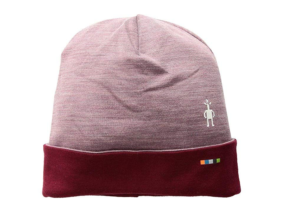 964bb13c446 Smartwool Cuffed Beanie (Nostalgia Rose Heather) Beanies. Prepare for  colder weather by grabbing