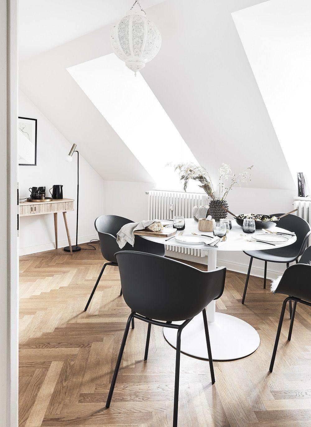 nordische eleganz der esstisch antigua sorgt f r skandinavische vibes in deinem esszimmer das. Black Bedroom Furniture Sets. Home Design Ideas