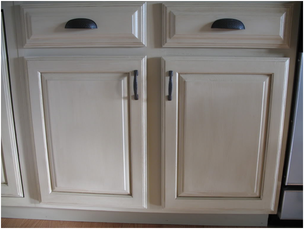 Painted Kitchen Cabinets Vs Stained how to use off white gel stain | ways to refresh your existing