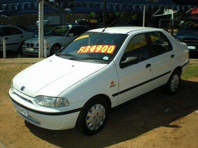 Fiat Siena II 1.2 EL