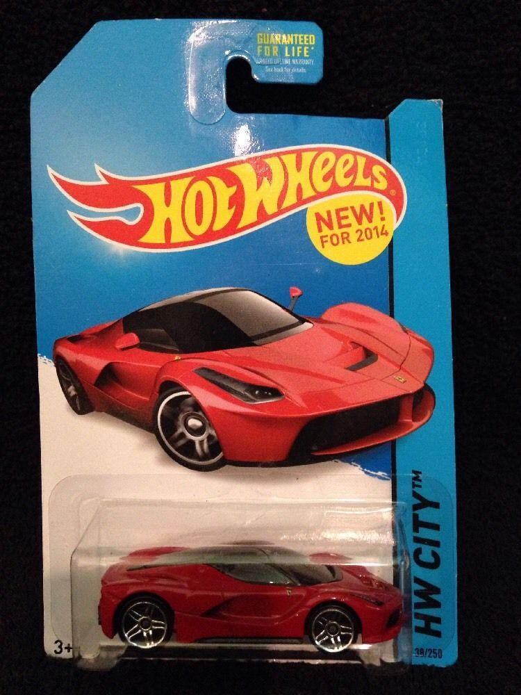 Hot Wheels Ferrari Laferrari Cheaper Than Retail Price Buy Clothing Accessories And Lifestyle Products For Women Men