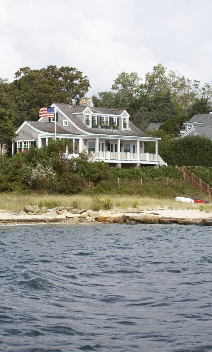 Design in Depth: The Houses of the Vineyard | New England Home ...
