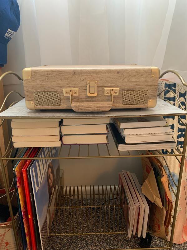 Vinyl Record Storage Shelf Urban Outfitters Vinyl