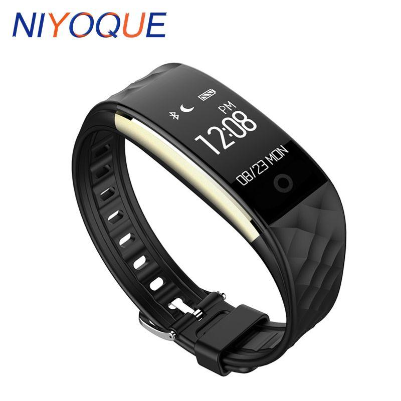 S2 Smart Band Ip67 Waterproof Wristband Heart Rate Monitor