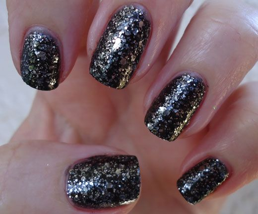Todays Nail Polish OPI Nicki Minaj Metallic 4 Life