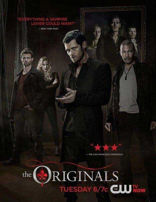The Originals Ganha Novo Poster Reunindo Os Vampiros Assistir