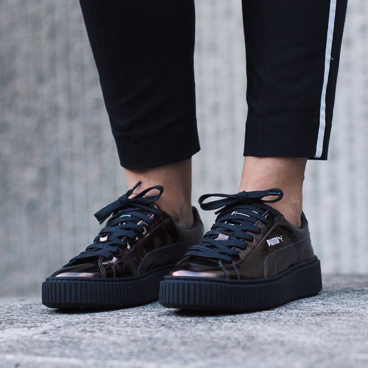 Sneakers Bronze Platform Puma Women Metallic RxvYfY