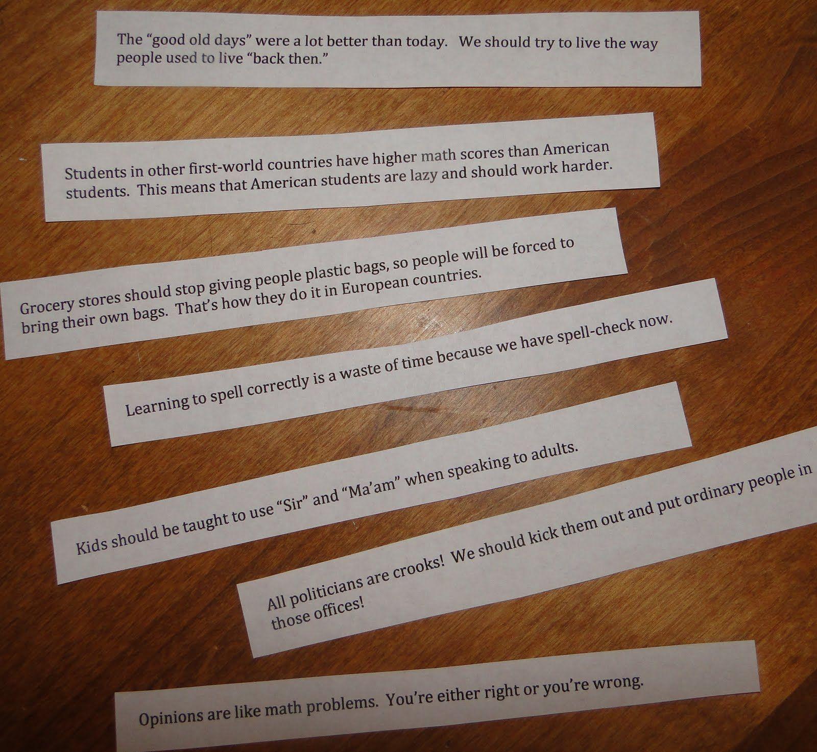 New Stuff In Our Classroom Debate Topics For Kids Debate Topics