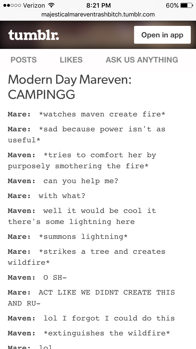 Funny But I M Not A Mare Maven Shipper Red Queen Quotes Red Queen Victoria Aveyard Red Queen