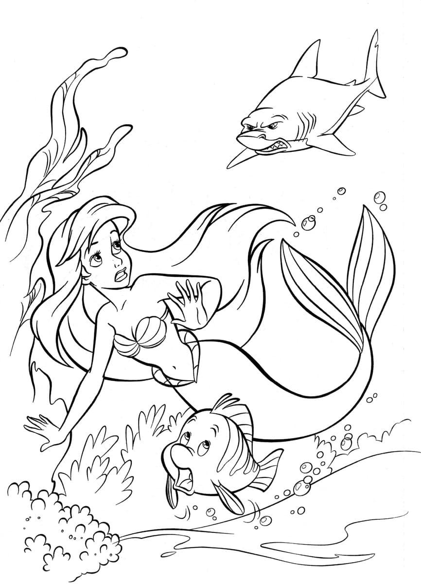 Dibujos para colorear para niñas de 7 años. Imprimir ...