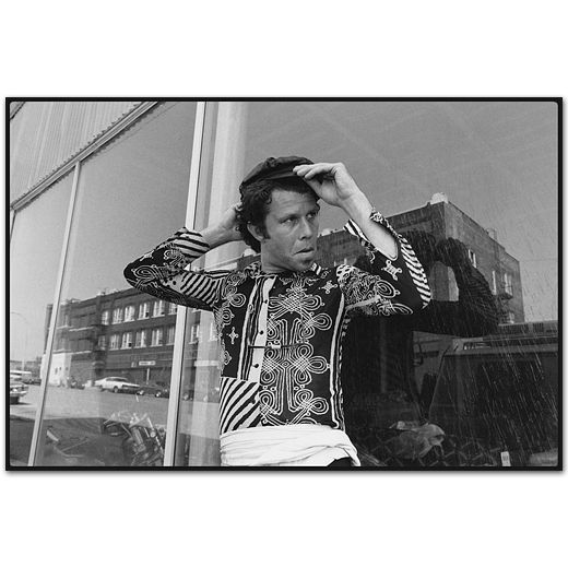 Mary Ellen Mark 1982 Tulsa,  Tom  Waits