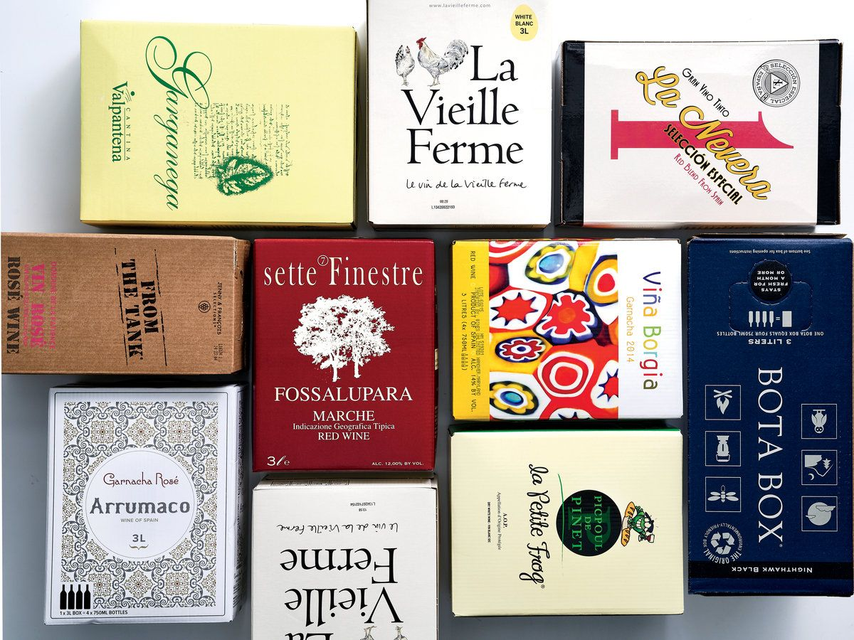 9 Budget Friendly Boxed Wines That Will Actually Impress Your Wine Loving Friends Not All Boxed Wines Are Created Equal Wine Box Wine Gifts Wine Label Maker