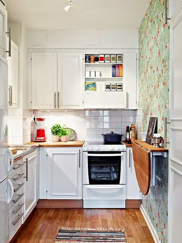 cocinas pequeas diseo y uso - Mini Cocinas