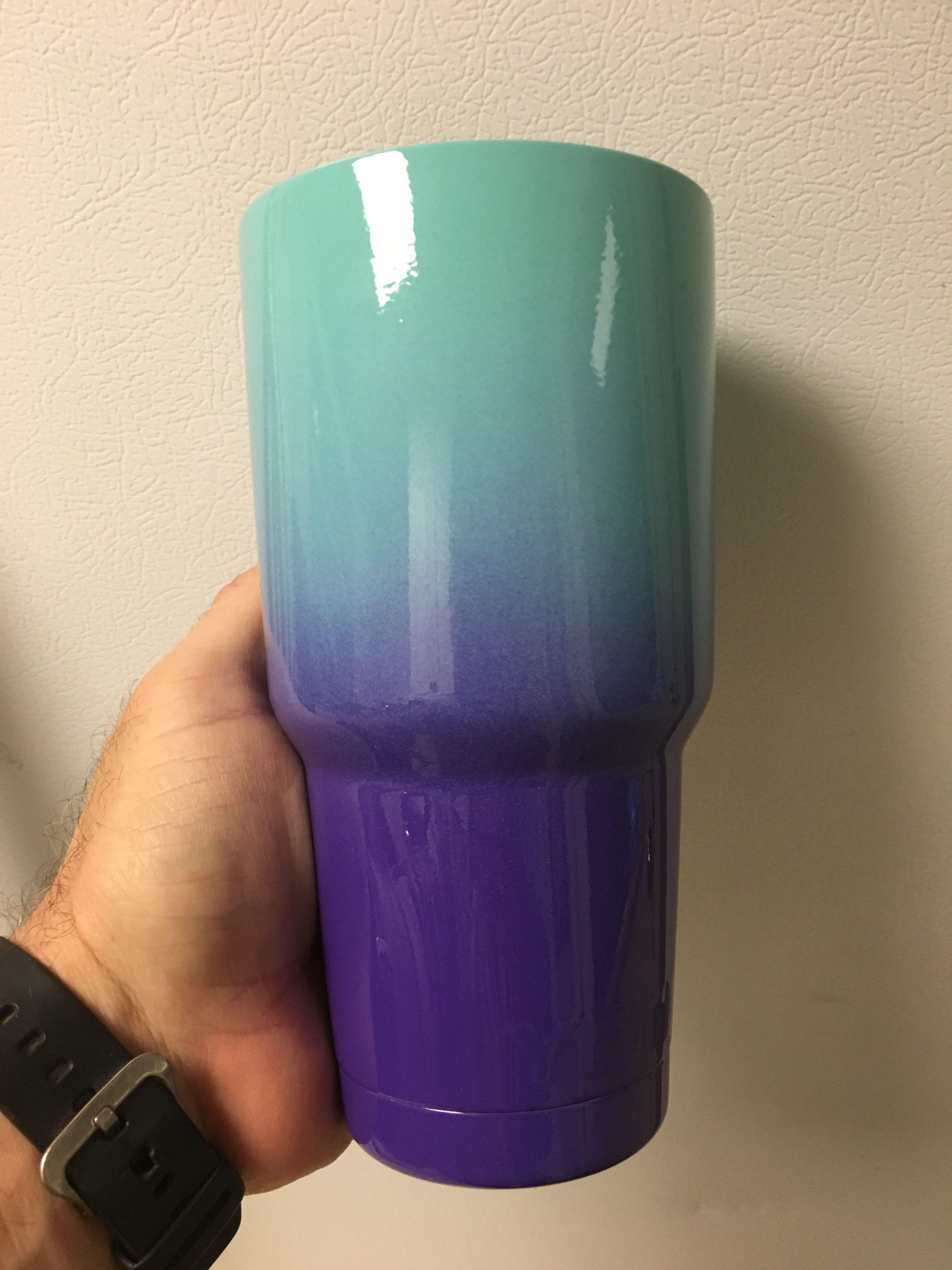 powder coating powder coated yeti cups rtic cups ozark cups