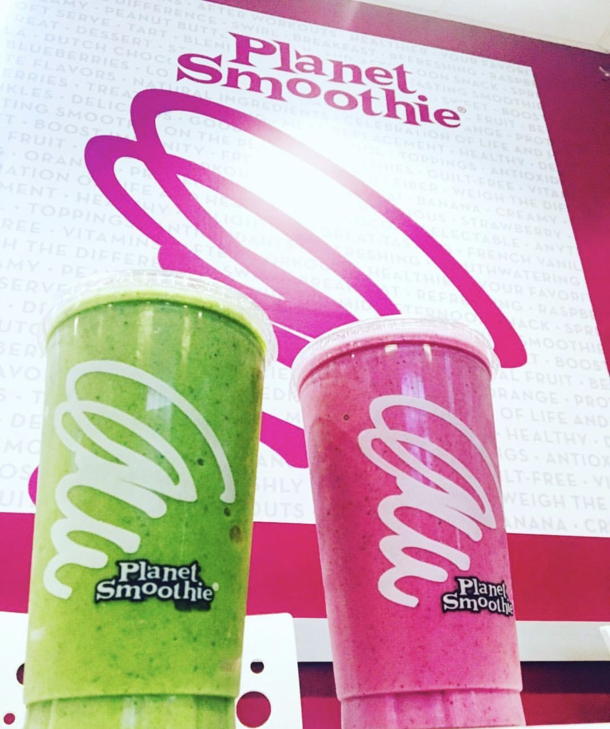44 ounce smoothies smoothies fruit smoothies food
