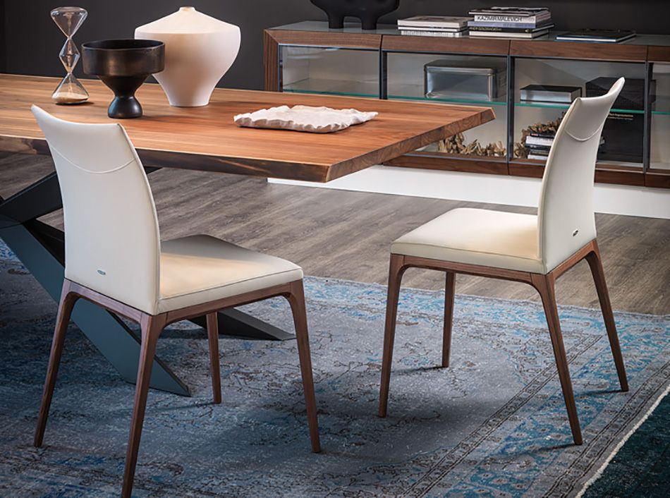 Arcadia Modern Dining Chair by Cattelan Italia - $599.00