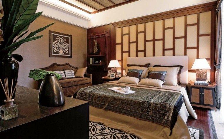 Decoration Asiatique Chambre A Coucher Asian Style Bedrooms