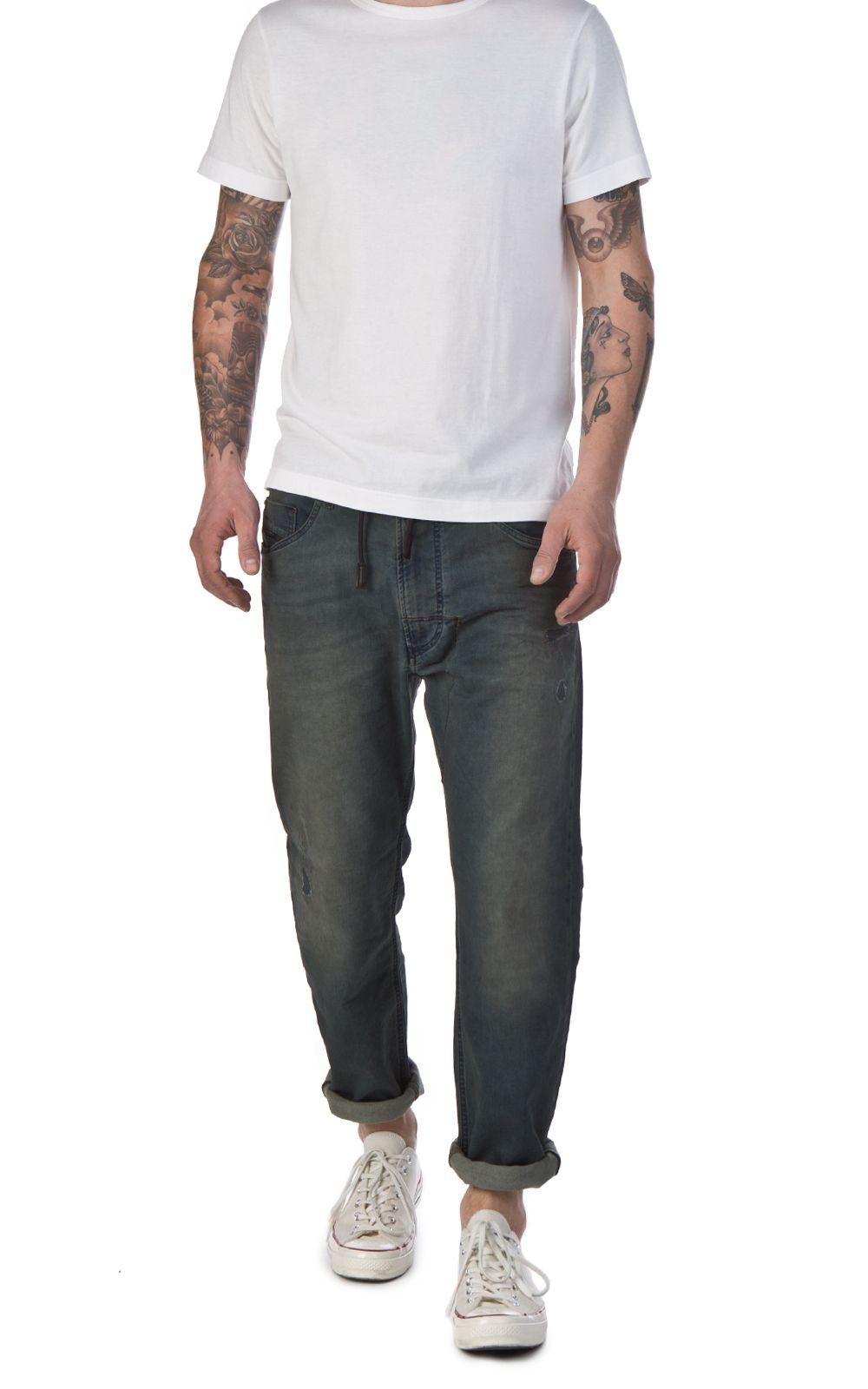 3f6a6642528d Diesel Narrot-NE Sweat Jeans 0856Z   Cultizm s New Arrivals 2016 ...