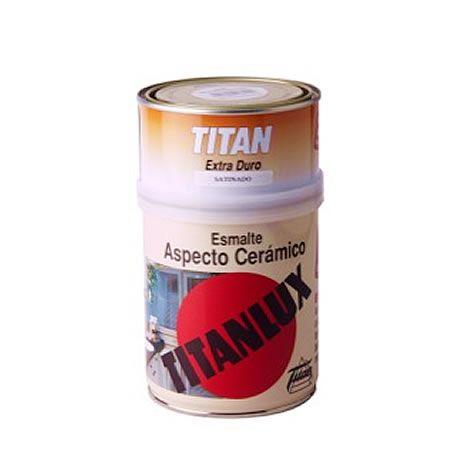 Esmalte Aspecto Ceramico Para Baneras Y Azulejos Titan