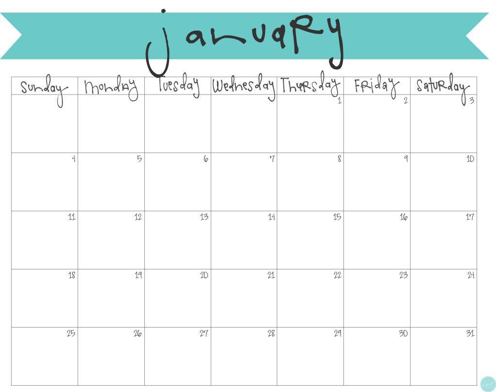 Fine 2015 Monthly Calendar Printable Calendars By Shiningmomcom ...