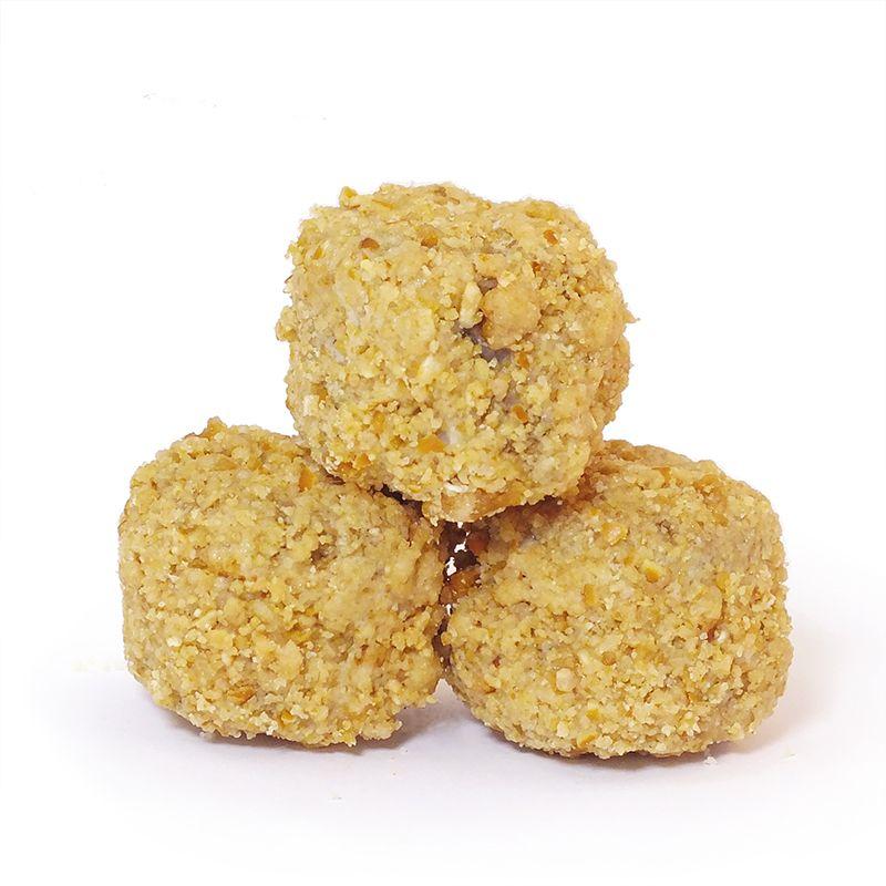 Pretzel Cake Truffle Balls: Recipe for making pretzel cake is here too!