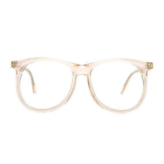 2901190b4fa2 Promode Marc vintage Eyeglasses - transparent clear