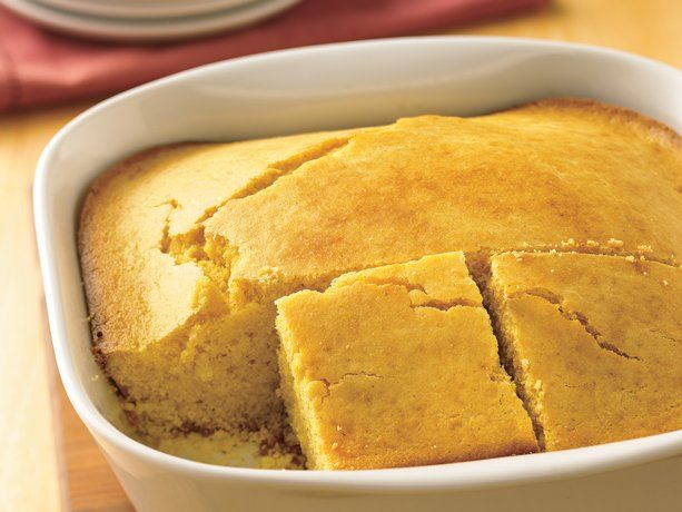 Golden Cornbread | Recipe | Betty crocker recipes, Recipes ...