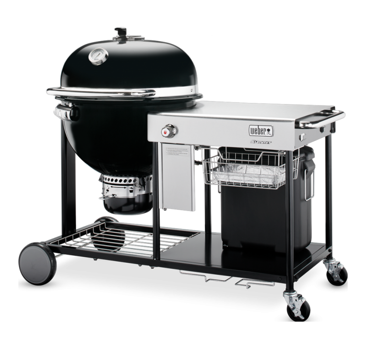 Summit Charcoal Grilling Center 24 Black Charcoal Grill Grilling Clean Bbq Grill Grates