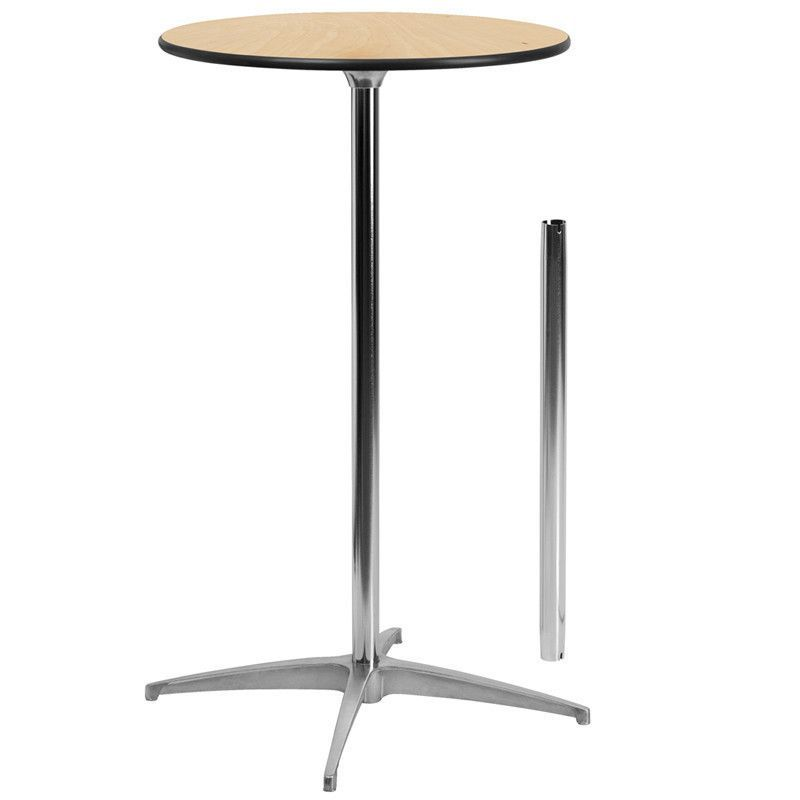 Flash Furniture XA-24-COTA-GG Cocktail Table features a Standard table