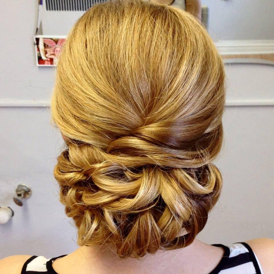 Bride updo peinados y cortes pinterest updo and bridal hairstyle