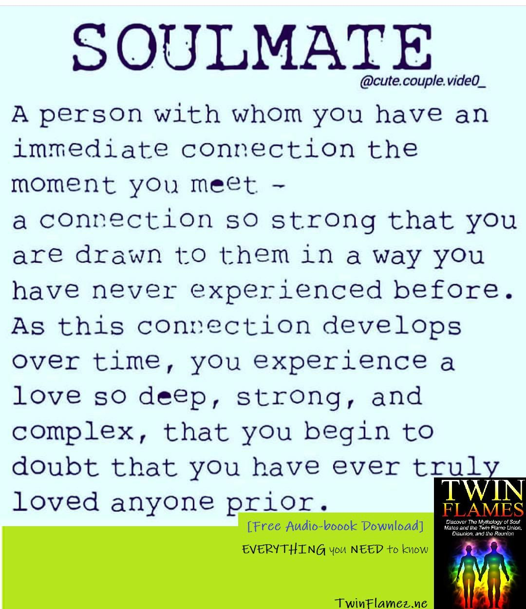 wondering who your soulmate is? a reading with me with