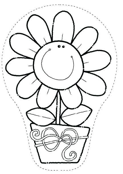 Pagina Para Colorear De Maceta Para Para Para Para Dibujo Para Pintar Macetas Dibujos Primavera Paginas Para Colorear De Flores Dibujos Para Pintar