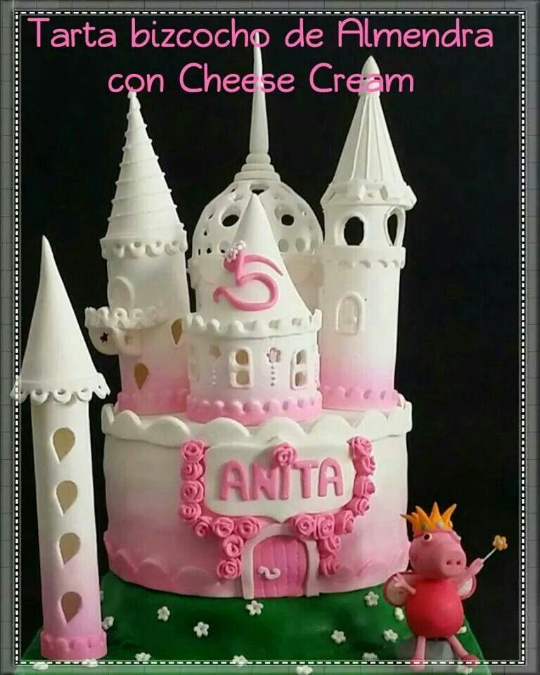 Tarta de cumpleaños de Anita