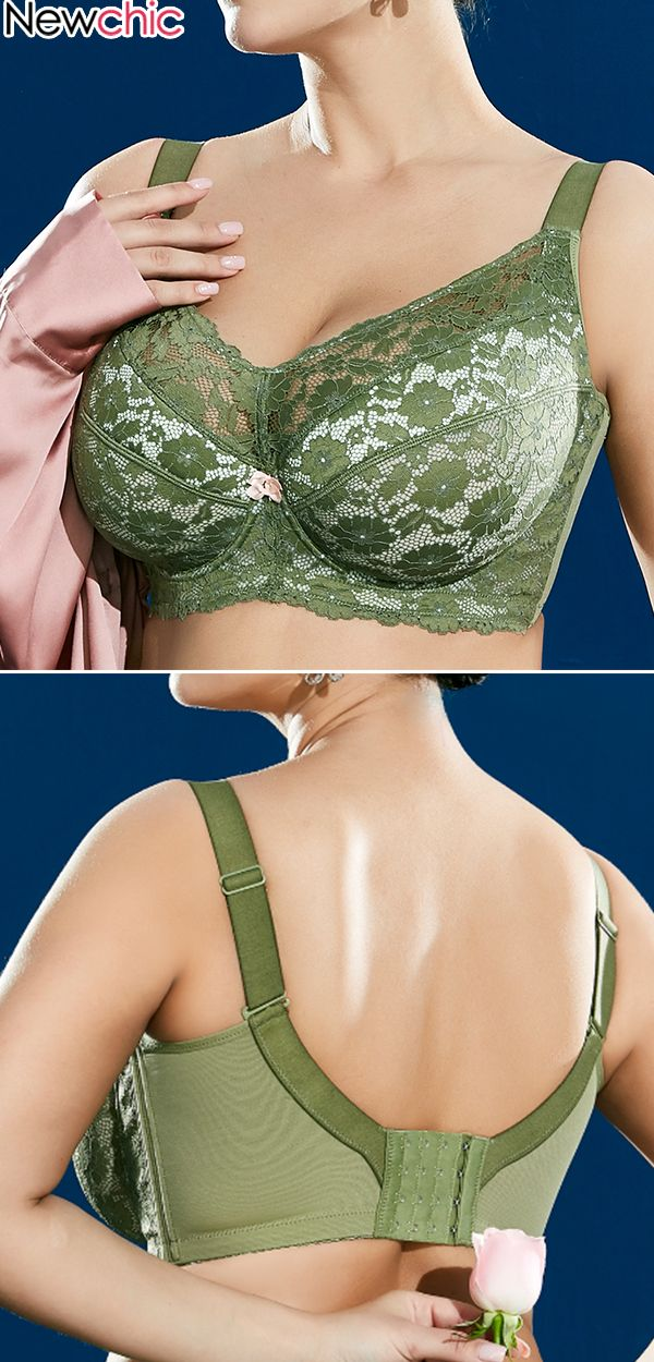 Photo of Plus Size Lace Push Up Full Cup Thin Bras #Sexybras