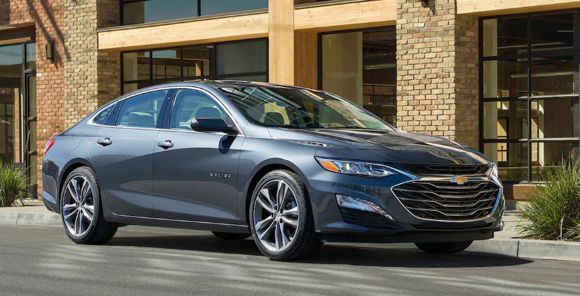 2019 Chevrolet Malibu Hybrid Owners Manual Chevrolet Malibu