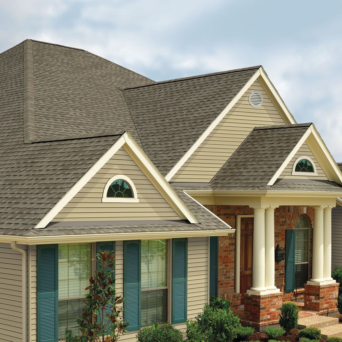 Best Gaf Timberline Natural Shadow Economy Laminated Shingles 640 x 480