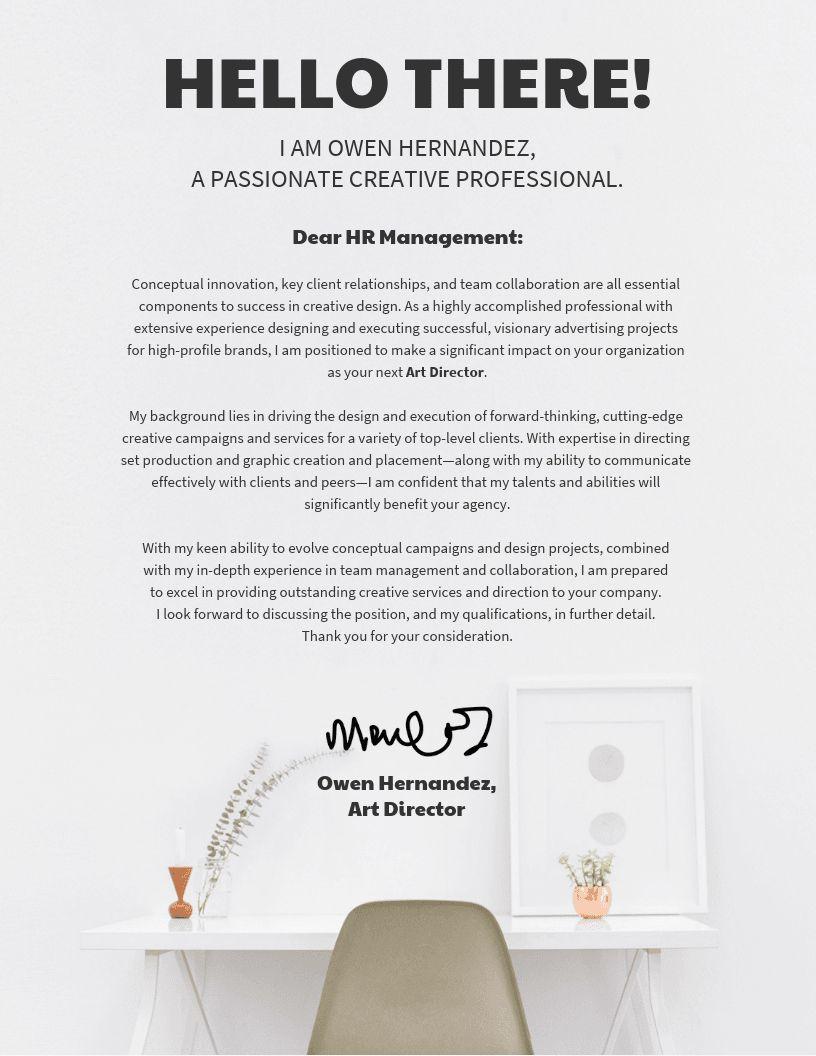 30 Graphic Design Cover Letter Graphic Design Cover