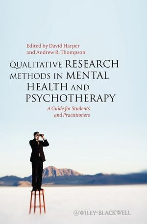 Qualitative data gathering practices for researchers in the mental health and psychotherapy fields.  Perhaps this book can offer strategies for objectivity under difficult situations, strategies for data clarity, and detachment from difficult research subjects.  (222)