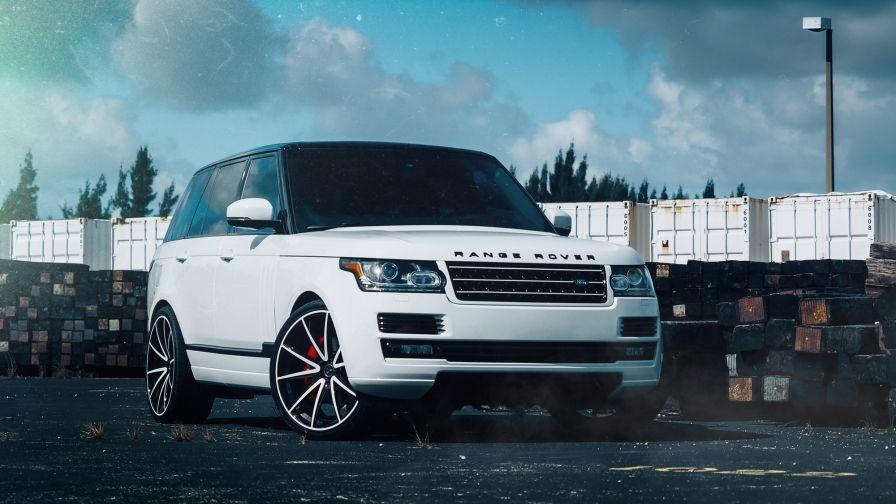 Range Rover Full Size Wallpaper Captured By Nikon 3190d Lens With Images Custom Range Rover Range Rover White Range Rover