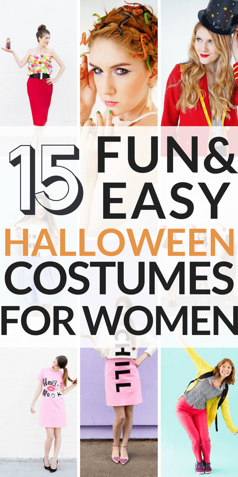 15 cheap and easy diy halloween costumes for women solutioingenieria Images