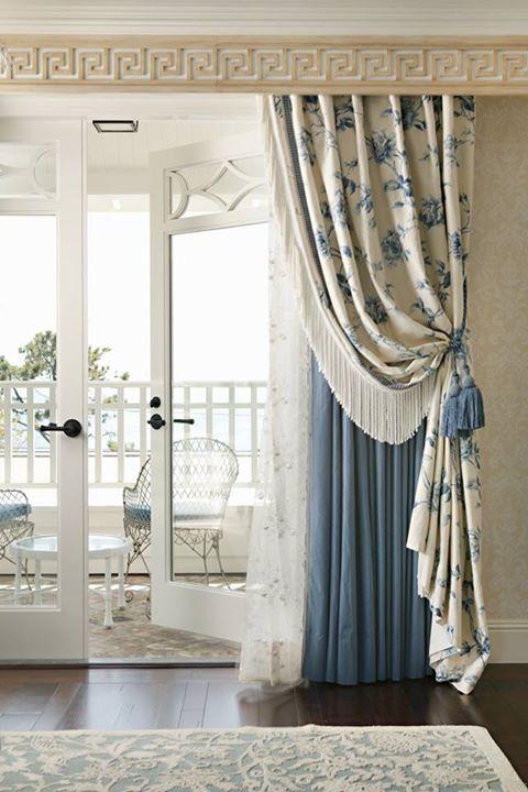 Inserido Diseño en cortinas Pinterest Cortinas, Ventanas