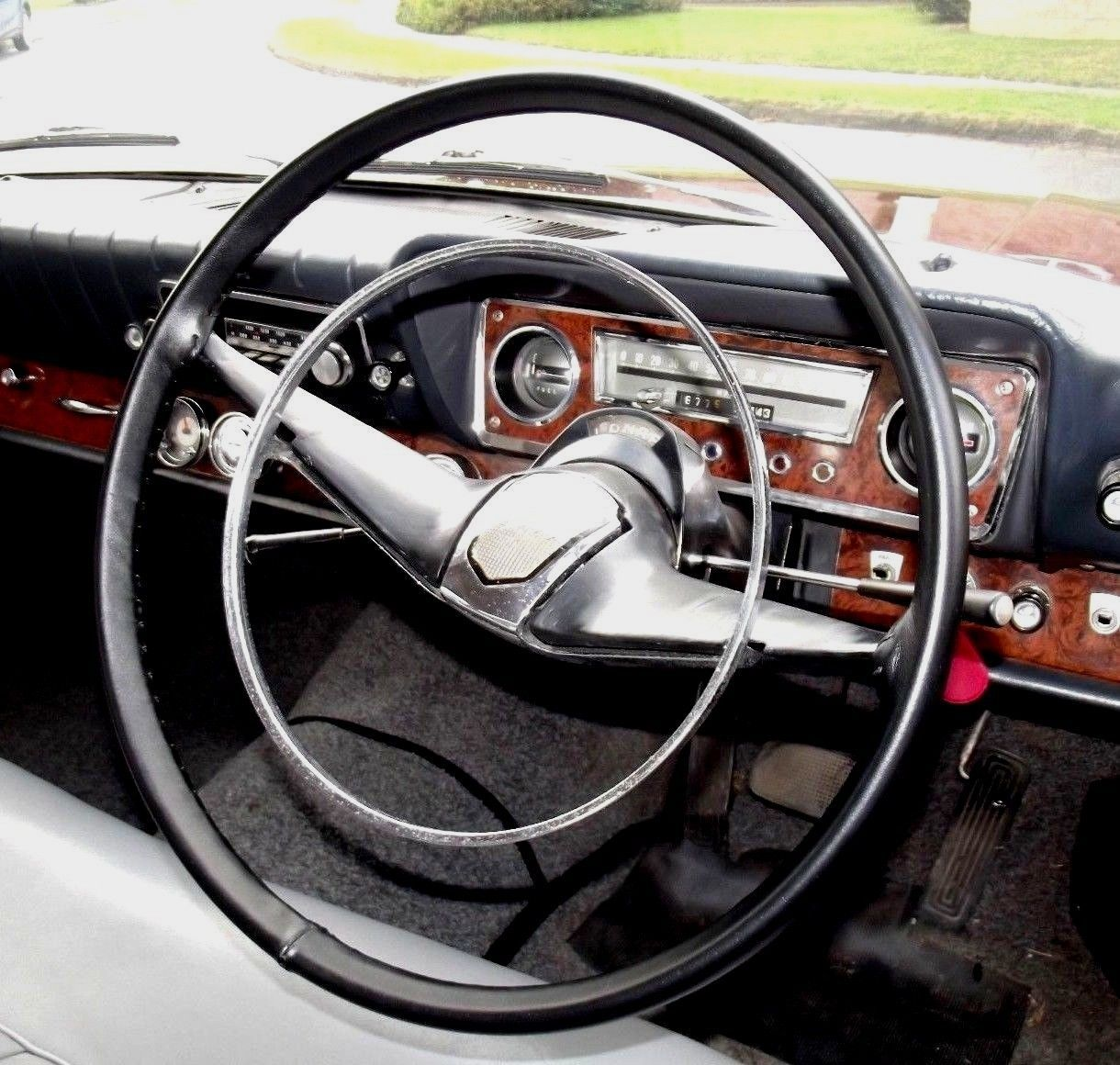 Classic Leather Steering Wheel Covers Gloves Ford Zephyr