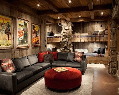 Create a Wild West Bedroom Room themes Wild west and Play areas