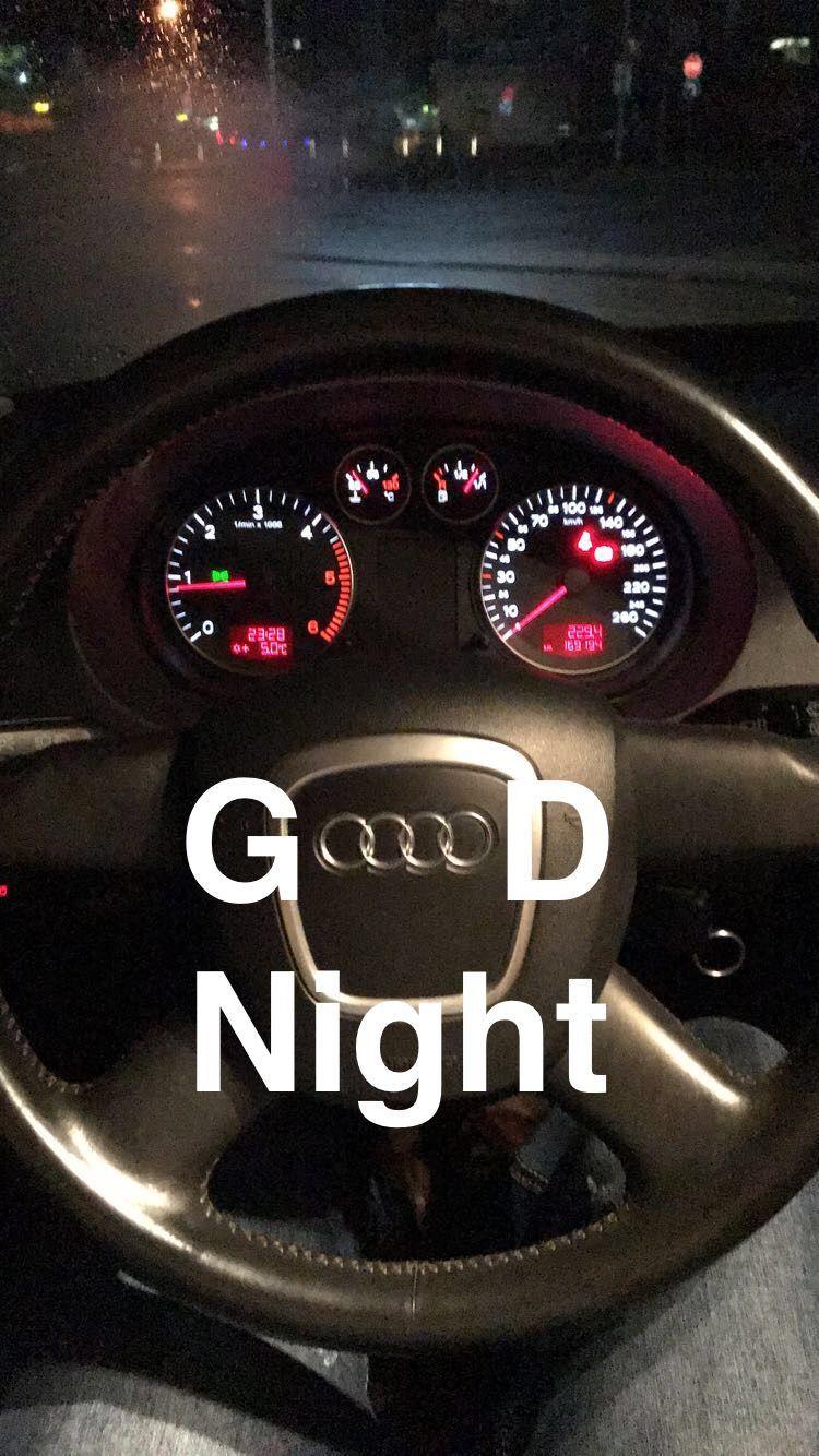Audi A3 Goodnight Night Nightlife Bossbabe Beast Luks Arabalar Audi Milyarder Yasam Tarzi