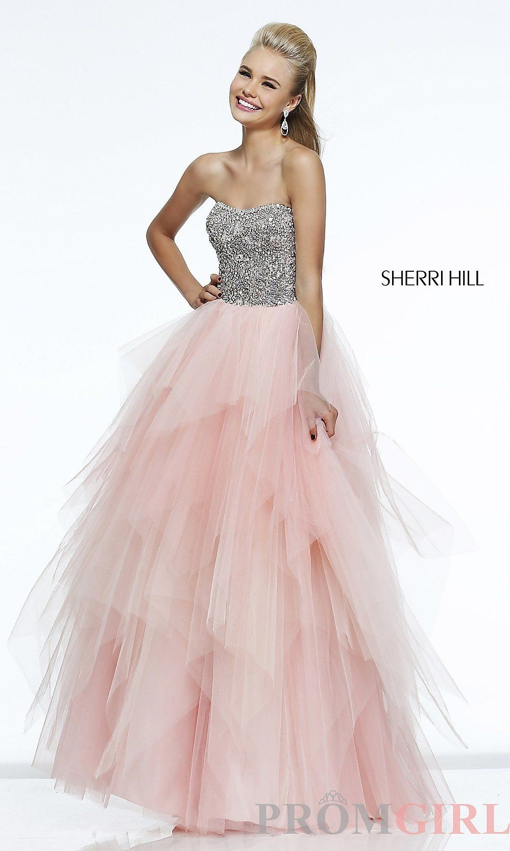 Long Strapless Sweetheart Ball Gown | Dresses | Pinterest | Vestidos ...