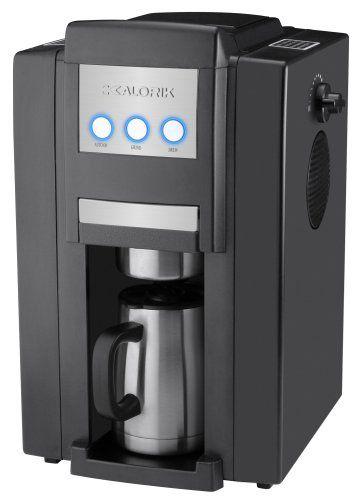 Kalorik Ccg23785 Magic Bean 750watt Personal 4cup Automatic Drip Coffeemaker With Burr Grinder F Espresso Coffee Machine Coffee Maker Single Cup Coffee Maker